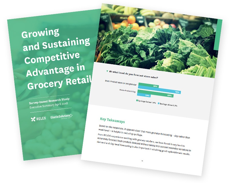 Grocery Survey 2018 Front Cover