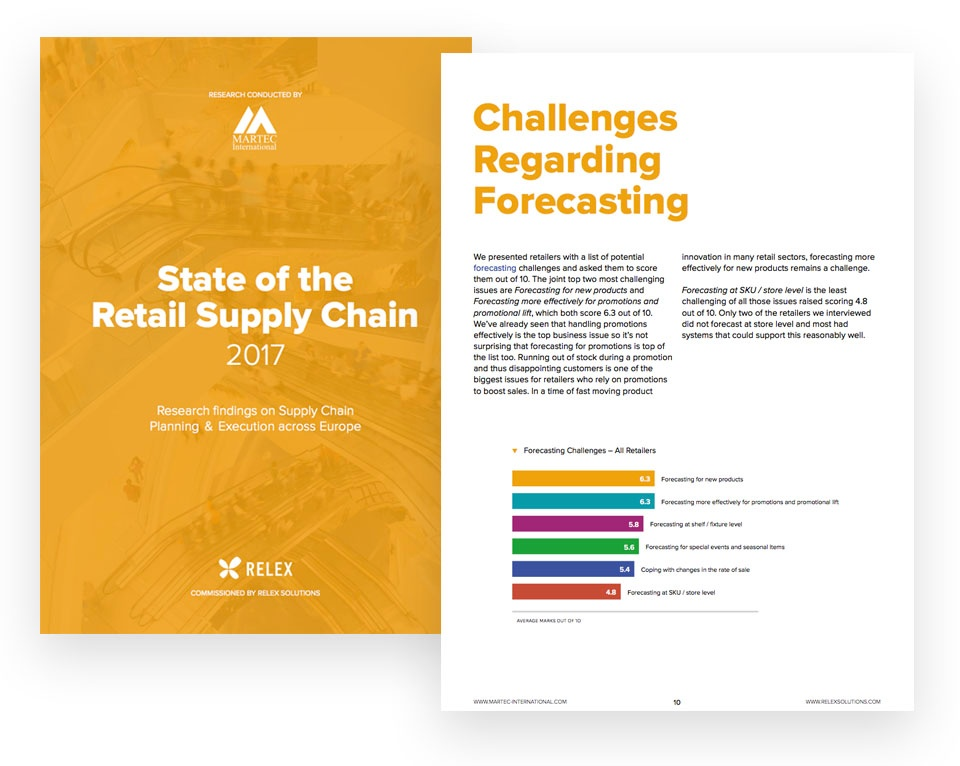 State of the Retail Supply Chain 2016